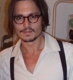 Actor Johnny Depp surprised students at Meridian Primary School in London. (Image: Edward Scissorhands, Wikimedia Commons).