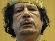 Gadhafi Allows Aid But Motives Questionable