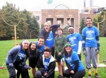 Ryerson quidditch team; image: internationalquidditch.org