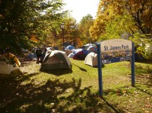 Occupy Toronto Staying Put – For Now