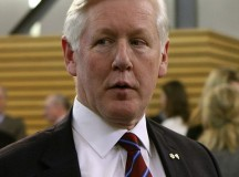 Bob Rae. Image taken on January 11, 2007 by Will Pate.