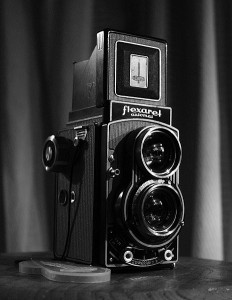 Cameras have gotten smaller and smaller over the years, but the ubi-camera might be one of the smallest yet. Image: Bruno Corrêa