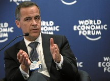 Mark Carney in 2010. Image: Ww2censor