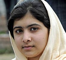 Malala Yousafzai has brought attention to education inequality around the world. Image: Wikipedia