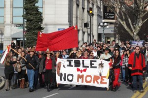 "(Grade 6: Social Studies) ""Protest Song"" – Article: Idle No More A Growing Movement"