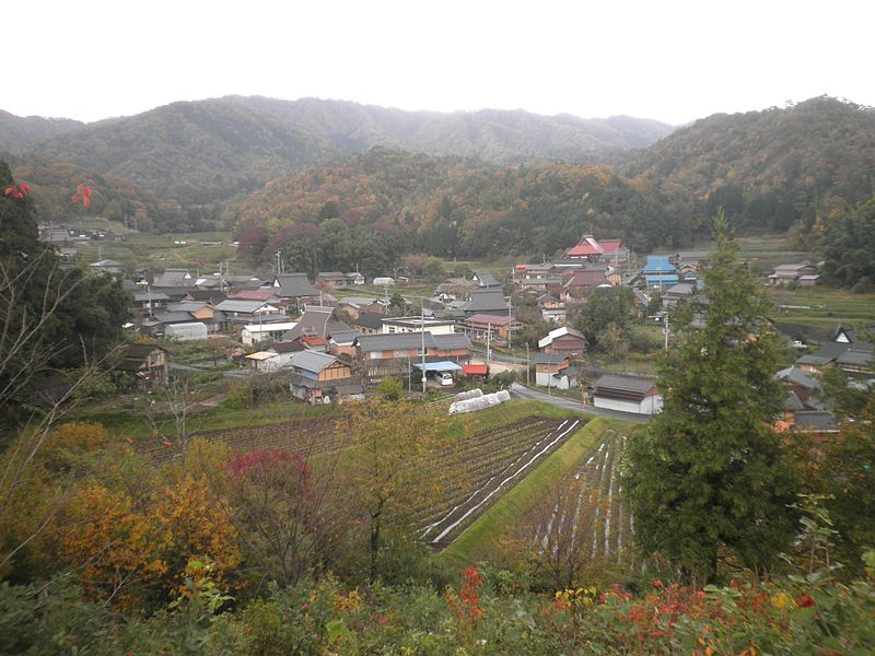 Kyotango Japan  city photos : Kyotango, Japan – where Jiroemon Kimura is from. Image: At by At
