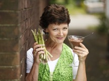 Celebrity chef - and nutritionist - Mairlyn Smith says creating healthy recipes requires specialized knowledge and skills.