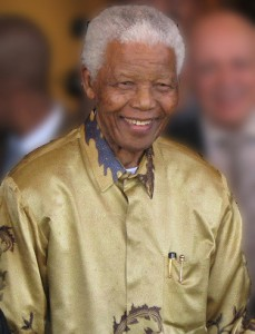 Nelson Mandela is seen here in 2008. Image: South Africa The Good News