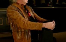 CBC's Jian Ghomeshi with Neil Young