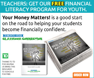 Toronto Star ad for free financial literacy resource.