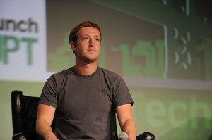 Mark Zuckerberg. Image: TechCrunch