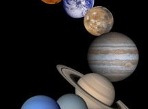 Image of the solar system. Image: NASA