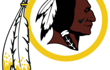 Washington Redskins logo. Image: Wikipedia