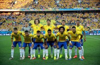 Brazil and Croatia match at the FIFA World Cup. Image: Jefferson Bernardes