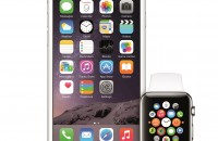 Apple unveiled two new products--the iPhone 6 and the Apple Watch.