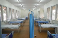 An Ebola ward in Nigeria. Image: CDC Global
