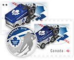 TML hockey stamp