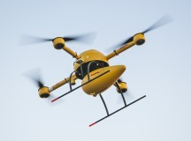 German Company Launches Drone Delivery Service