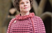 Dolores Umbridge was immortalized by actor Imelda Staunton in the Harry Potter series.