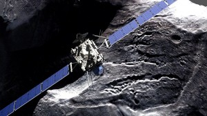 Rosetta Space Probe Raises Water Questions
