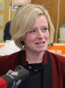 Big Political Shift In Alberta: NDP Majority
