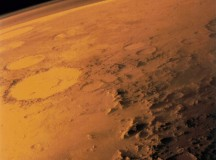 Mars atmosphere. Image: NASA