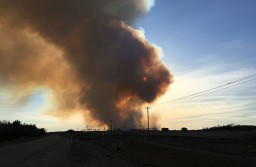2016 Fort McMurray wildfire