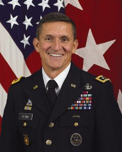 Lt. Gen. Michael Flynn was at the centre of a controversy that led to his resignation. Image: Defense Intelligence Agency