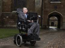 Stephen Hawking. Photo by https://www.flickr.com/photos/lwpkommunikacio/