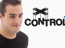 Logo for, and star of, Control TV
