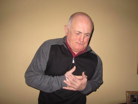"""Martin Edmonds """"acting"""" ill"""