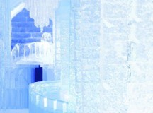 The Ice Hotel in Quebec. Image: XDachez.com