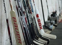 hockey sticks; image: Fanny Schertzer, http://commons.wikimedia.org/wiki/User:Inisheer