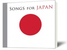 Album: Songs for Japan, to raise money for Japan