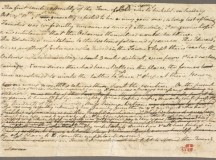 The Watsons manuscript by Jane Austen