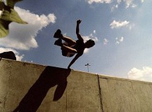 Parkour; image by Alexandre Ferreira, http://www.flickr.com/photos/amf/