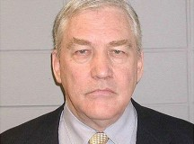 Conrad Black's mug shot