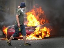 Riots And Looting In London, England