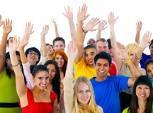 Crowd; Image: iStock Photo