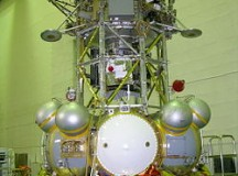 Phobos-Grunt Russian space vehicle