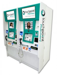 Touchpoint Pharmacy machine