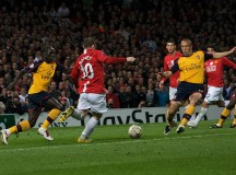 Man U vs. Arsenal (2009)