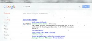 let-it-snow-google