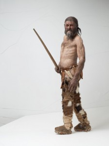 Reconstruction of the Iceman by Kennis © South Tyrol Museum of Archaeology, Photo Ochsenreiter