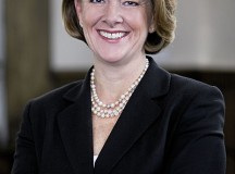 Alison Redford made history yesterday becoming the first female elected Premier of Alberts. Image: Government of Alberta