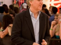 James Cameron. Image: Richard Burdett