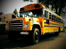 13-year old Jeremy Wuitschick helped steer a bus, like this one, to safety when the bus driver suffered a seizure while driving.