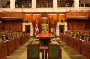 The Canadian House of Commons