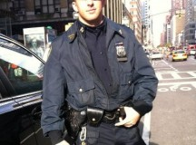 Larry DePrimo in 2010; Image: NYPD Facebook page