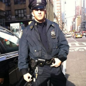 Larry DePrimo in 2011; Image: NYPD Facebook page